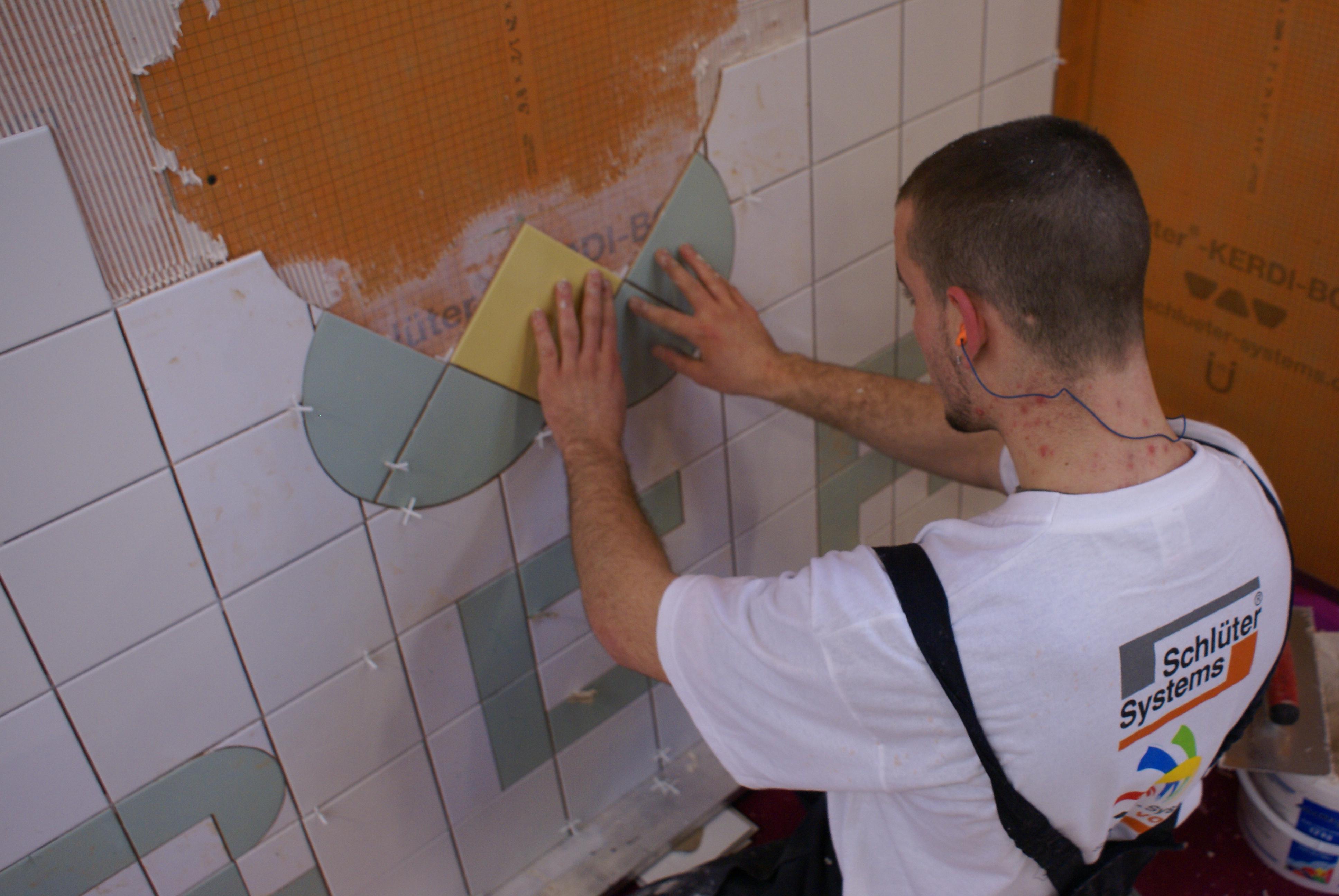 Barbotine joint carrelage - Comment faire de la barbotine de ciment ...