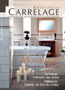 A lire : Rfrence CARRELAGE JUIN-JUILLET 2012 thumbnail