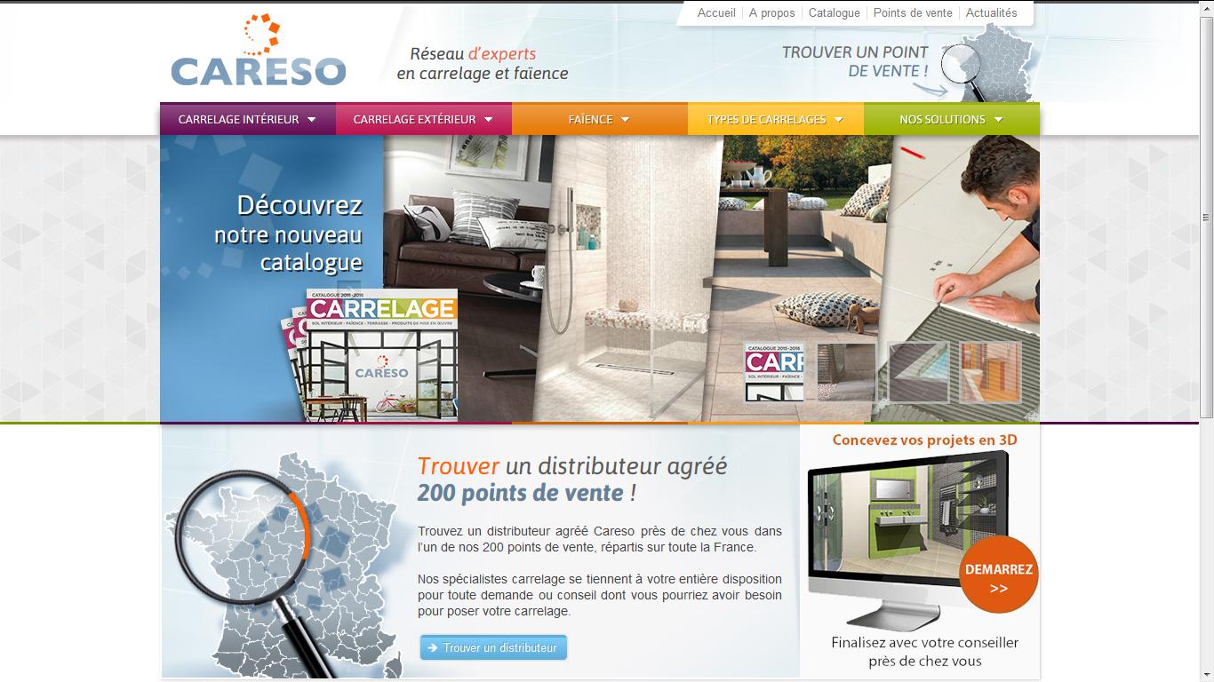 careso conception 3d en ligne et nouveaux adh rents pour