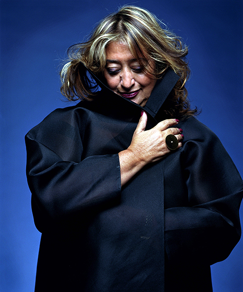 Hommage à Zaha Hadid thumbnail