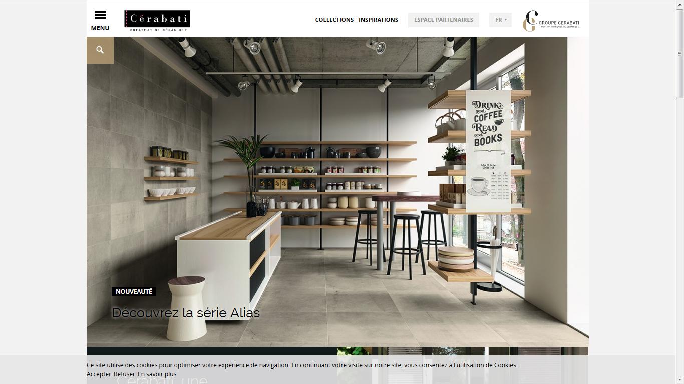 Koramic rachète Cérabati et créé le plus grand groupe de carrelage en France apercu